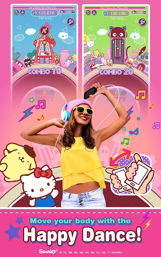 Hello Kitty Music Party - Kawaii and Cute!  screenshots EasyGameCheats.pro 1