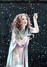 Photo: Wien/ Akademietheater: JOHN GABRIEL BORKMAN von Henrik Ibsen. Inszenierung: Simon Stone, Premiere am 28.5.2015. Birgit Minichmayr. Copyright: Barbara Zeininger