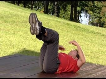 Entspannung Wirbelsäule und Nacken
