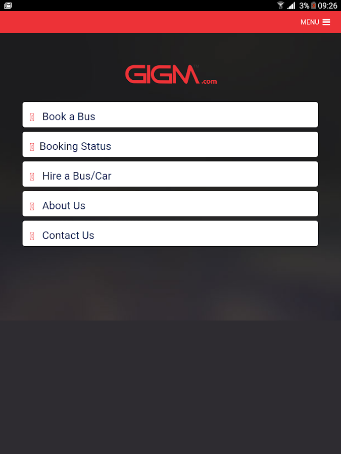 GIGM- screenshot