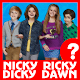 Guess Nicky Ricky Dicky And Dawn Trivia Quiz (game)