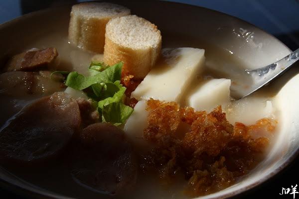 阿喬師水粄粥 進化版台式濃湯