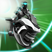 Gravity Rider: Extreme Balance Space Bike Racing