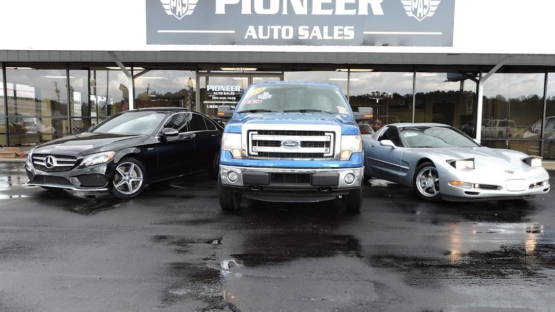 Pioneer Auto Sales >> Pioneer Auto Sales Luxury Motors Used Car Dealer In Tuscaloosa