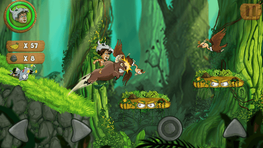 Jungle Adventures 2 MOD Apk 47.0.26.7 (Unlimited Bananas) 3