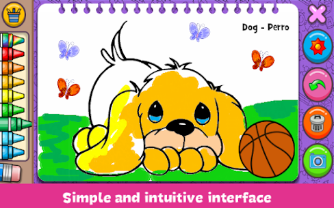 Coloring & Learn 10