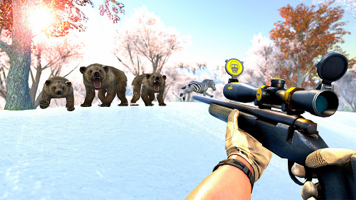Wild Animal Hunting 2020: Hunting Games Offline  screenshots 3
