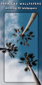 Parallax Live Wallpapers - 3D Backgrounds, 2K/4K 1.2 (Pro)