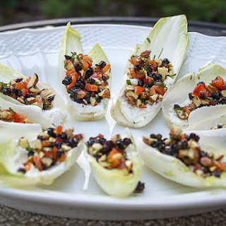 Loaded Endive Ricotta Appetizers Recipe