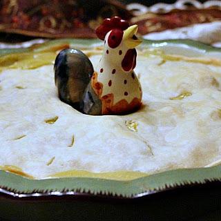 5-Ingredient Easy Chicken Pot Pie.