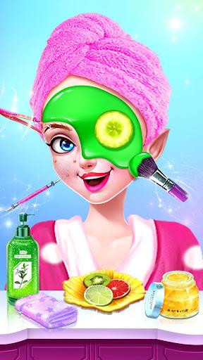 ud83cudf39ud83eudd34Magic Fairy Princess Dressup - Love Story Game 2.1.5000 screenshots 23