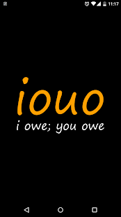 iouo - I owe; you owe- screenshot thumbnail