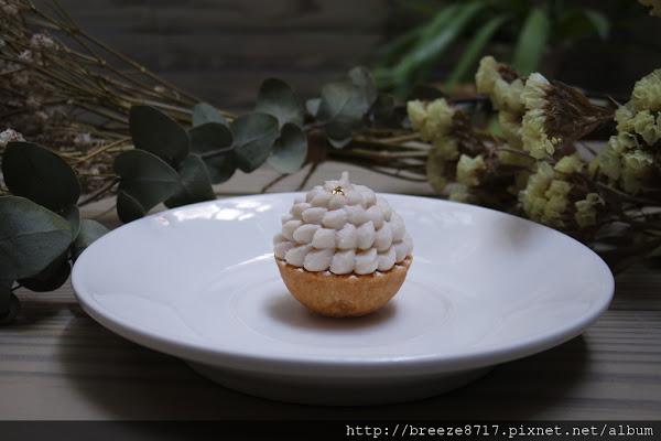KAKA Pâtisserie法式甜點│小巧迷你塔一口一個