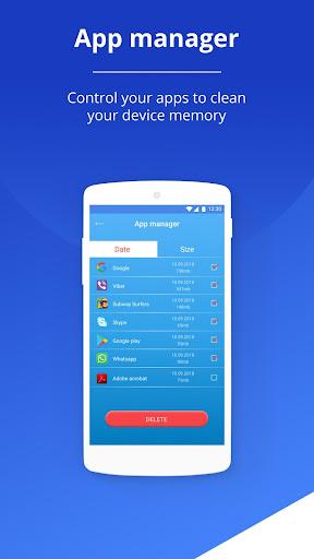 Screenshot for Phone Optimizer in Hong Kong Play Store