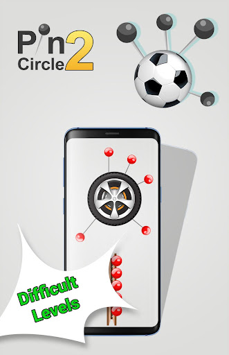 Pin Circle : Hardest Game  captures d'u00e9cran 2