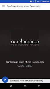 SunBocca House Music Community- screenshot thumbnail