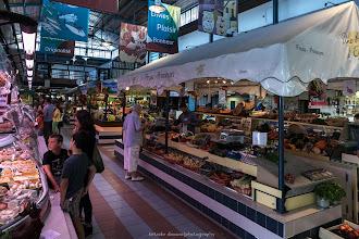 Photo: Mercado de Bayonne, Pyrénées-Atlantiques, Francia