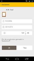 Screenshot of ONVZ Zorgverzekeraar