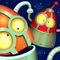 RoboSockets: Link Me Up Free icon