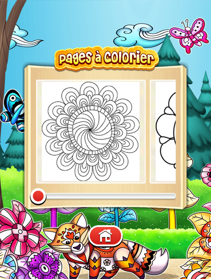 coloriage mandala applications android sur google play. Black Bedroom Furniture Sets. Home Design Ideas