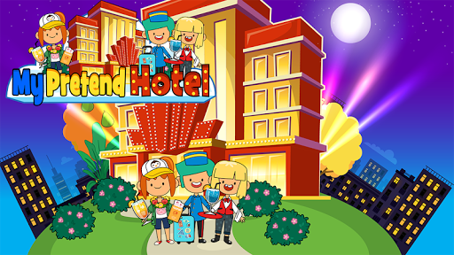 My Pretend Hotel - Kids Luxury Summer Vacation for PC