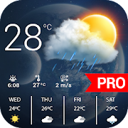 Weather Forecast Pro - Accurate Weather Channel