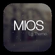 MIOS Blur Theme LG G6 V20 G5 V30