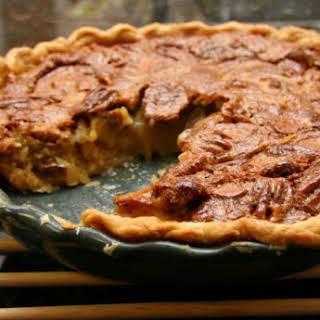 Southern Pecan Pie.