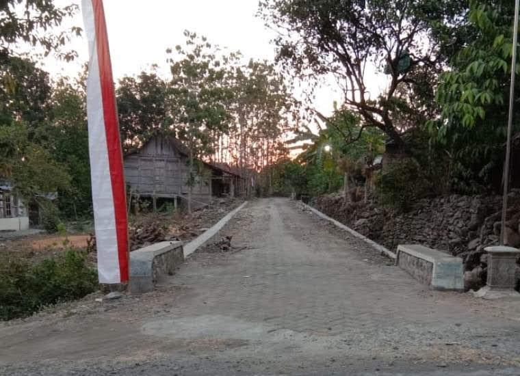 Profile Desa Jatimulyo Kec. Mantingan
