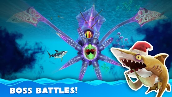 Hungry Shark World 1.8.2 (Mod) Apk + Data