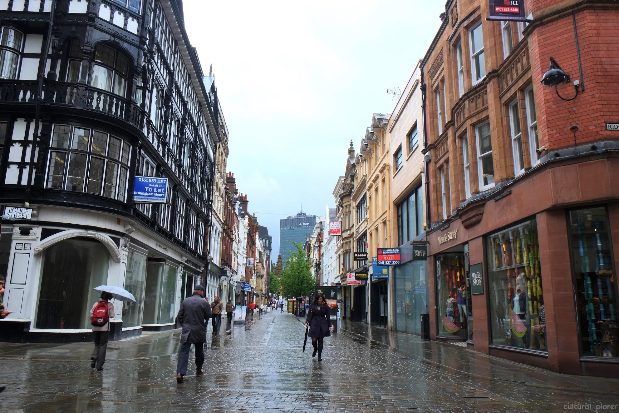 King Street Manchester