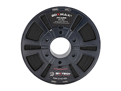 CLEARANCE - 3DXTECH 3DXMAX Black PC/ABS Filament - 2.85mm (0.5kg)