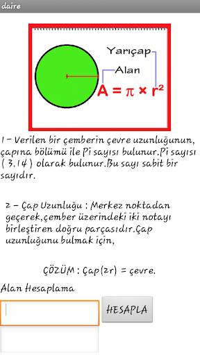 Geometrik Cisimler screenshot 2