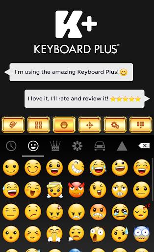 玩免費個人化APP|下載Keyboard Theme Gold app不用錢|硬是要APP