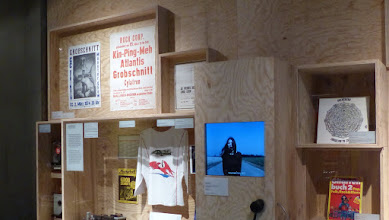 Photo: Zollverein; Sonderausstellung Rock und Pop im Pott