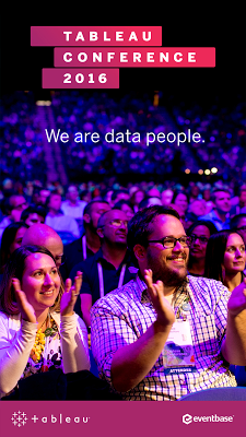 Tableau Conference - screenshot