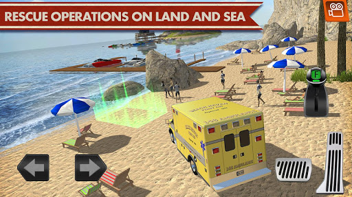 Coast Guard: Beach Rescue Team 1.3.0 screenshots 7