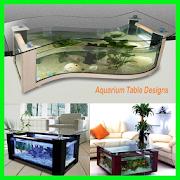 aquarium table designs