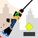 Pixel Rope - Endless Rope Swing Hook icon