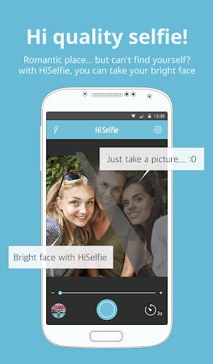 HiSelfie - Hi Quality Selfie