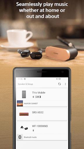 Sony | Music Center (SongPal) 5.14.0 2