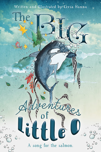 The BIG Adventures of Little O cover