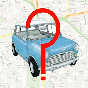 ¿Dónde he aparcado el coche?