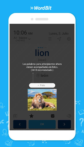 WordBit Inglu00e9s (pantalla bloqueada) 0.8.5 screenshots 12