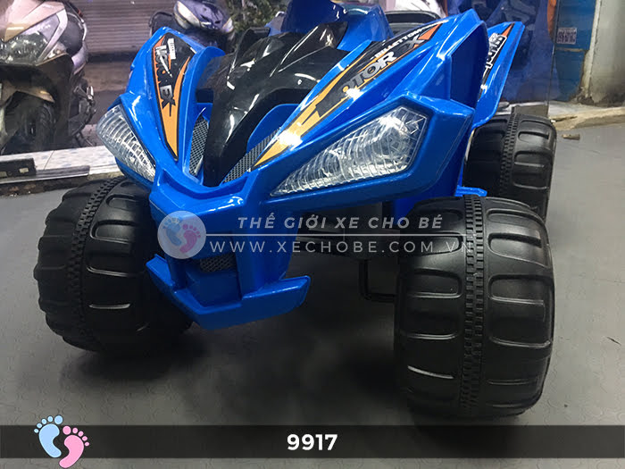Xe moto điện trẻ em 9917 12