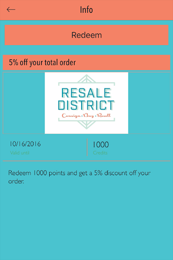 Resale District screenshot 2