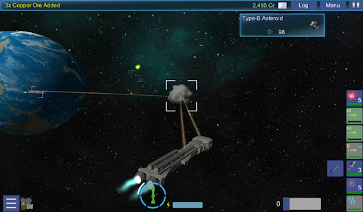 Interstellar Pilot Screenshot