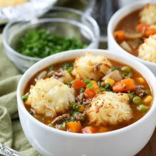 Shepherd's Pie Soup.