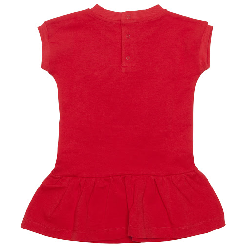 Thumbnail images of Moschino Cotton Teddy Dress