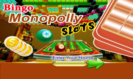 Bingo Monopolys lots